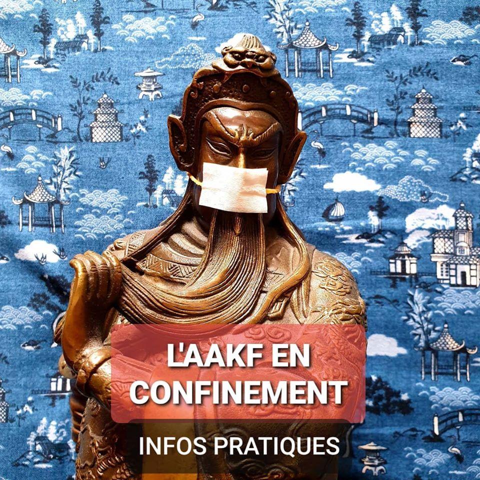 AAKF-Confinement