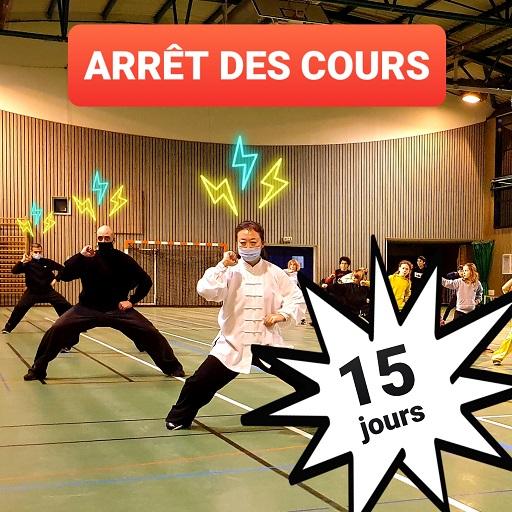 AAKF Arrêt Cours